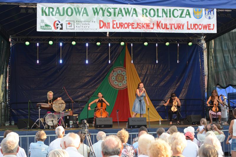 Znalezione obrazy dla zapytania XVIII Dni Europejskiej Kultury Ludowej
